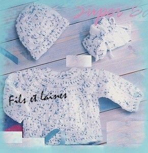 *tricot layette