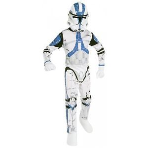 Clone Trooper Stormtrooper Costume Star Wars Halloween Fancy Dress  $36.19  $63.09  (7 Available) End Date: Nov 012016 07:59 AM GMT-07:00