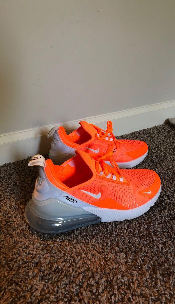 Nike Airmax 270 in 2020   Nike air max, Nike, Shoes