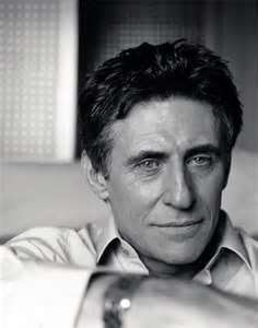 Gabriel Byrne could be my therapist any day