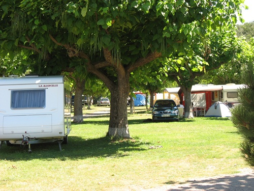 Camping municipal de Cendras