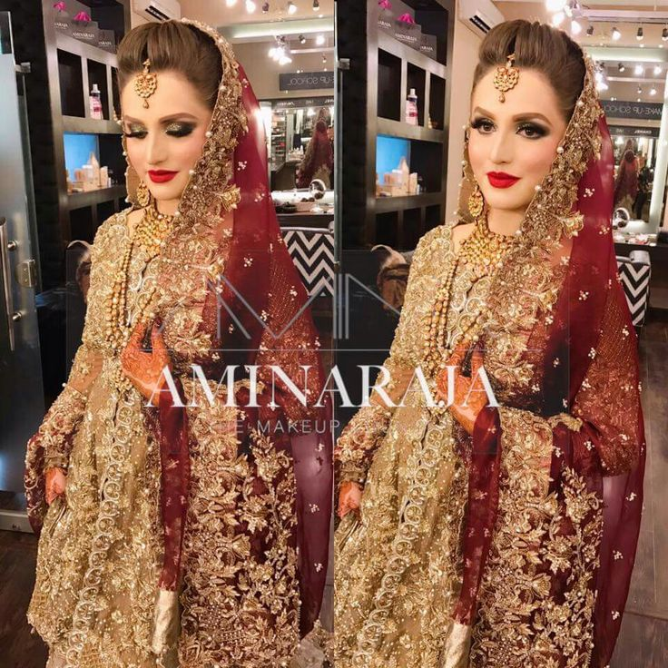 Makeup by Amina Raja