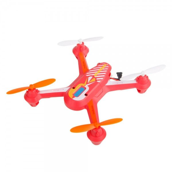 Mould King 33023A 4 Channel 4 Axis 2.4GHz Remote Control RC Quadcopter Red