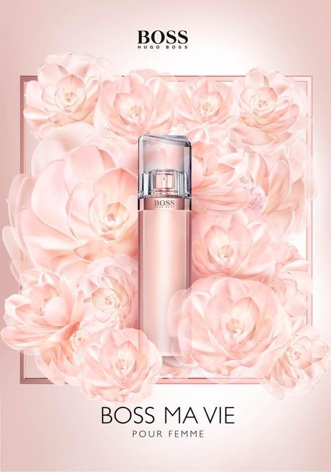 Boss Ma Vie Intense Franks In 2020 Cosmetic Design Perfume Moisturizer For Sensitive Skin