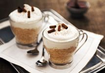Warm, soothing rice pudding is ushered into the modern age with the addition of instant coffee granules. Cappuccino rice pudding anyone? Yes! Everyone!