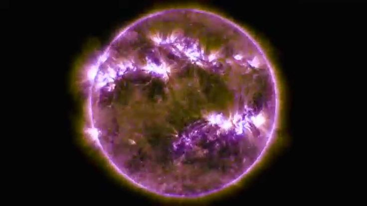 To commemorate the fifth anniversary of the Solar Dynamics Observatory's (SDO) launch, NASA released a five-year timelapse of the sun - The SDO is a mission designed to study where the sun's energy comes from, and also help us understand its influence on Earth. The footage, above, captured one frame every eight hours, from June 2010 to Feb. 8, 2015.  Eric Larson & Chris Grasinger-