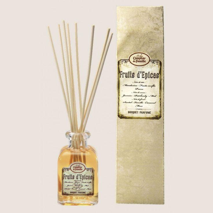 Fruits d 39 epices diffuseur parfum comptoir de famille soldes d co de la boutique cosyd co - Comptoir de famille soldes ...