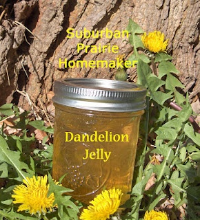 Danelion Jelly from Suburban Prairie Homemaker: Canning Recipes, Spring Flowers, Prairie Homemaker, Food, Suburban Prairie, Jelly Recipes, Tea