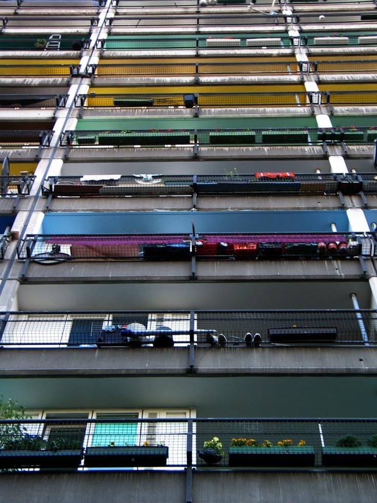 #Berlin Balconies