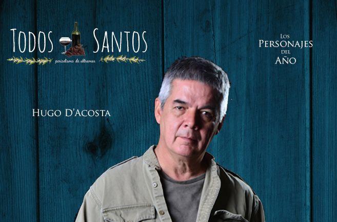 Los Personajes del Año- Hugo D'Acosta