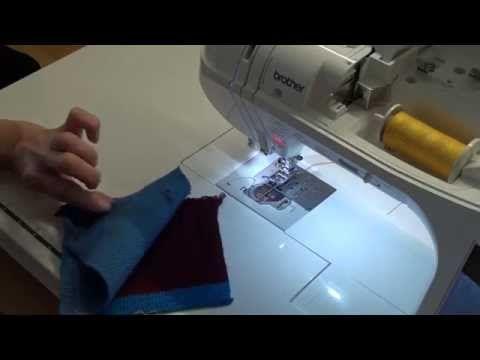 Секреты машинного вязания. Сшиваем на примерку. - YouTube