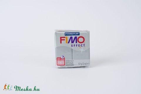 Fimo effect 57g, Gyurma, Fimo effect 57g süthető gyurma.   Új kiszerelés! Metál, drágakő, pasztell, csillogó és gyön..., Alkotók boltja