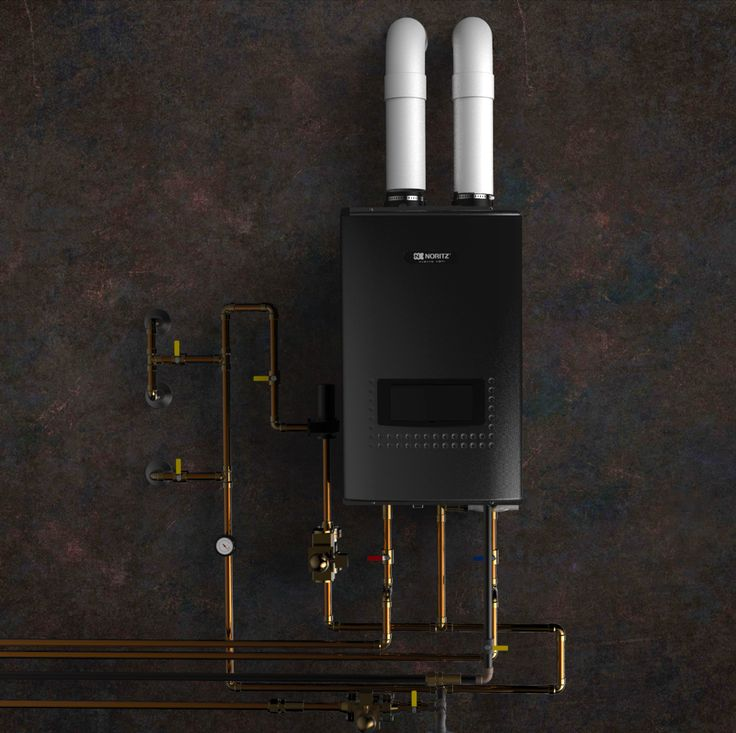 """With a 95% AFUE rating, the Noritz CB Combination Boiler has already earned the EPA's most prestigious Energy Star rating. As your """"whole home solution,"""" this means the CB has the added benefit of qualifying for top-tier rebates around the country."""