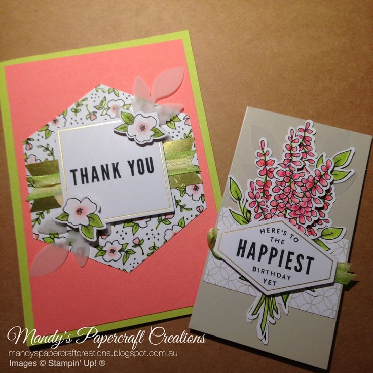 Stampin' Up! Lots of Happy Card Kit - Occasions Catalogue 2018