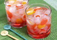 Resep Es Jelly Campur Buah Mudah Dan Enak