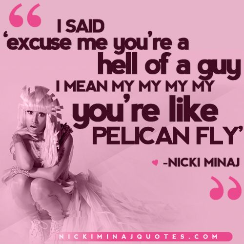 Nicki Minaj Quotes About Relationships: Best 25+ Nicki Minaj Songs Ideas On Pinterest