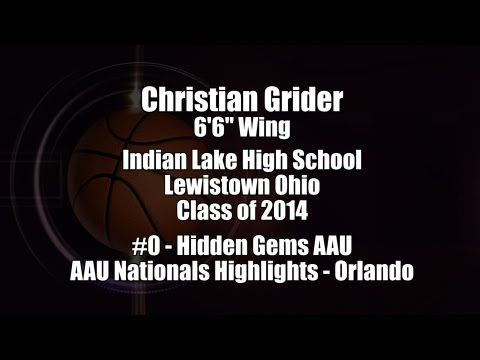 2013 Christian Grider AAU Nationals Highlights - Orlando