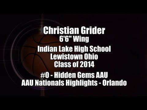 2013 Christian Grider AAU Nationals Highlights - Orlando