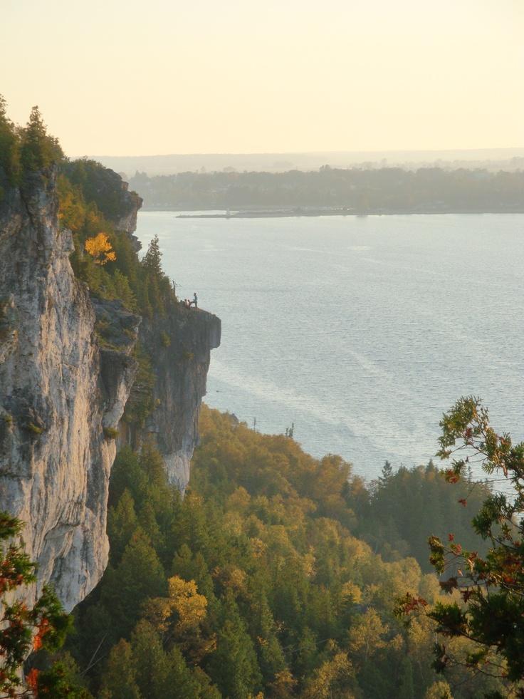 Lions Head, Bruce Peninsula, Ontario Canada