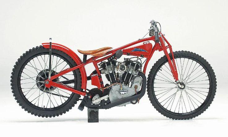 1933 Indian-Crocker. Looks like a very rare hill climber (maybe).
