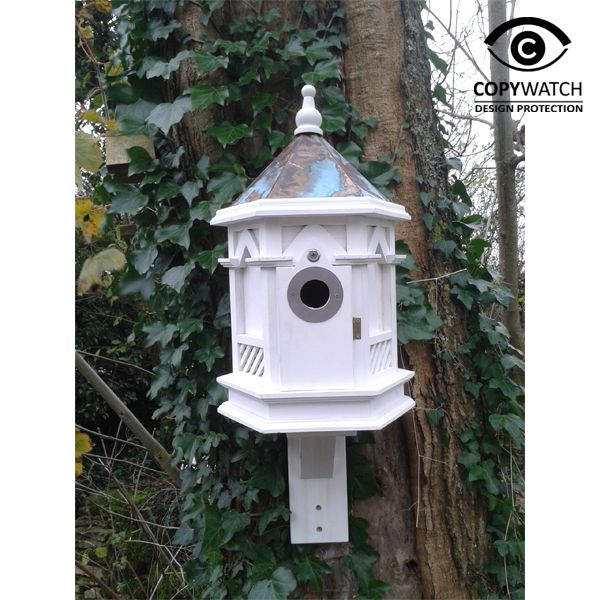 White Gothic Nestbox | Wildlife World