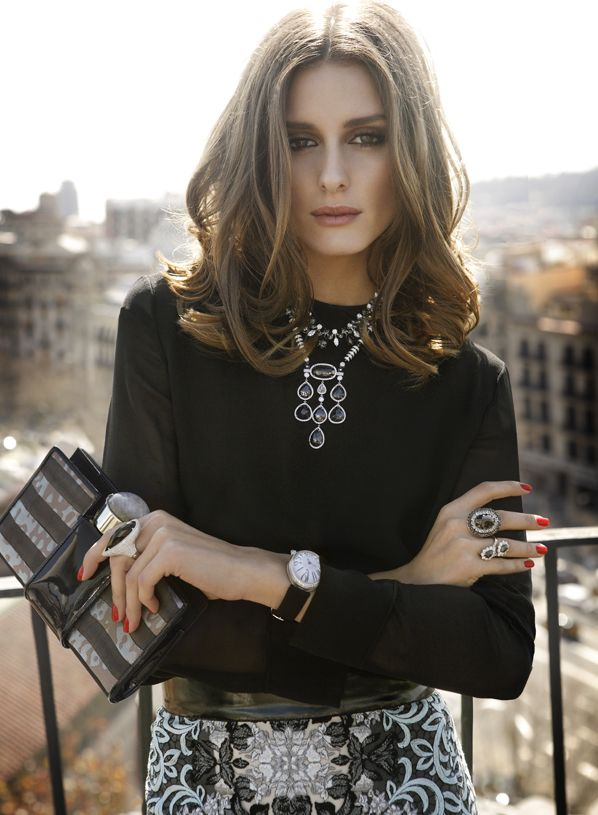 Olivia Palermo for Rabat