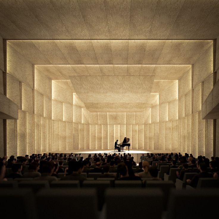 Musikhochschule Luzern - Kammermusiksaal - Enzmann Fischer