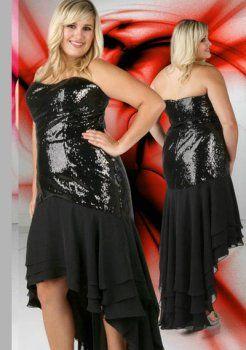 bretelles de longues robe de cocktail grande taille