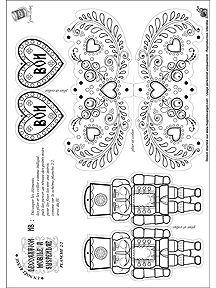 557 Best Images About Karcsonyi Dekor On Pinterest Paper Trees