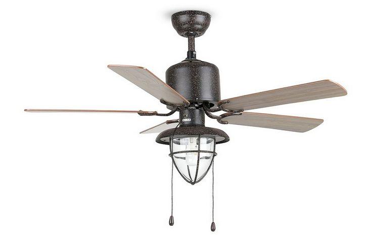 Фото: Потолочный вентилятор (люстра - вентилятор) Bora (Бора)