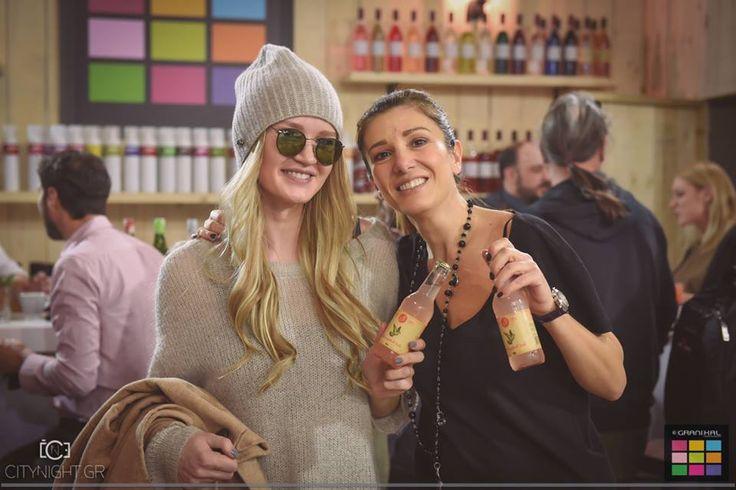 Three Cents Beverages, Odk Fruit Puree, Teisseire cocktail syrups, Dira Frozen Fruit Puree, Sicoly Frozen Fruit Puree, Edmond Briottet Liqueurs, Cocktails @ granikal booth Horeca 2015