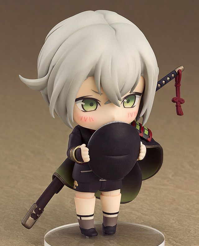 """Crunchyroll - """"Touken Ranbu -ONLINE-"""" Cutie Hotarumaru Inspires Nendoroid And Scale Figure"""