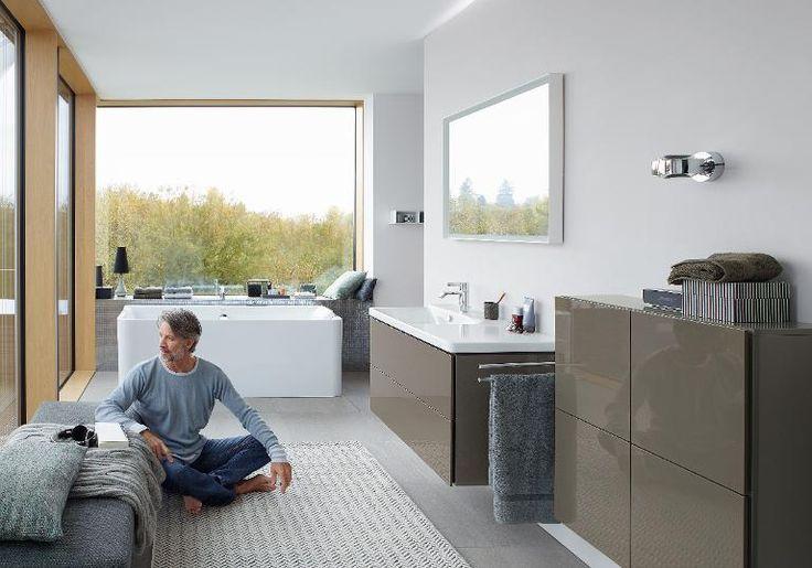 Duravit P3 Comforts: Håndvask, toilet, badekar og mere | Duravit