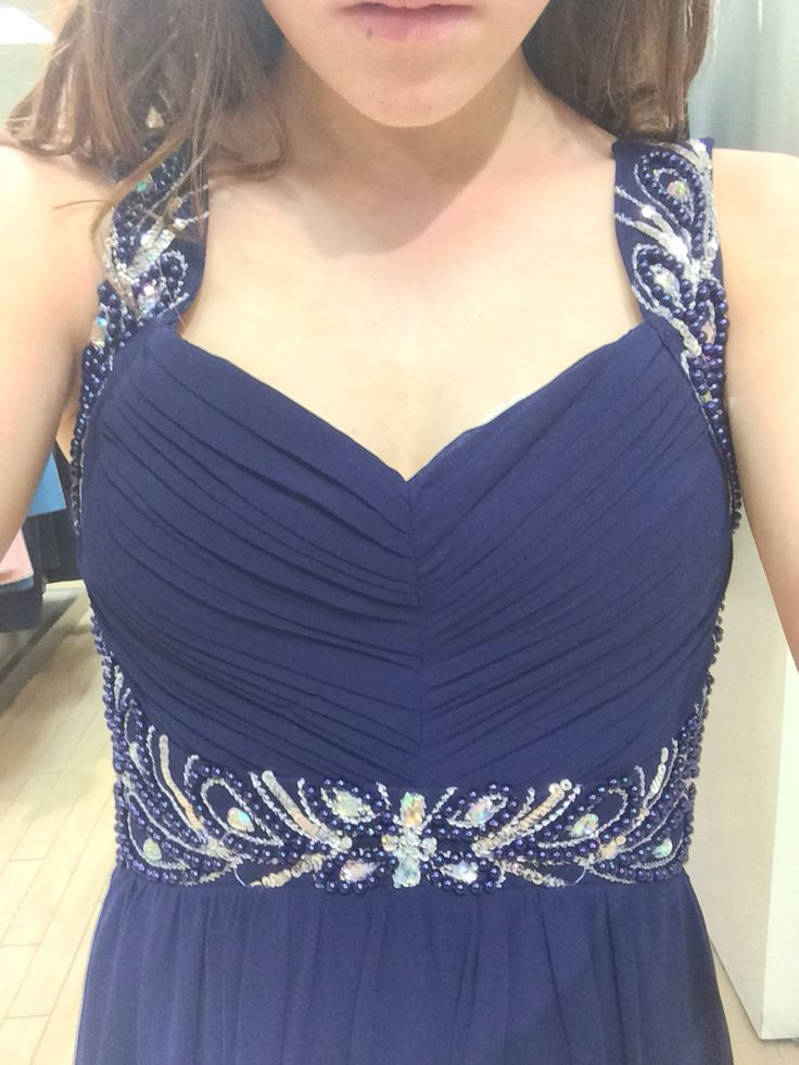 Here is a close up of the detailing on the top. I love this detail as it is so pretty and flattering considering I am small busted. Also it is not in your face embellishment but also its not plain!