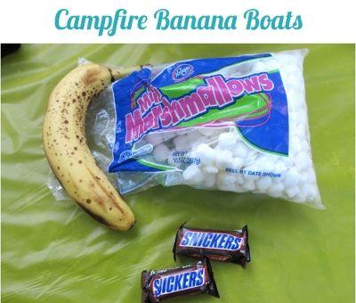 de 1000 ideas sobre Barcos De Banana De Fogata en Pinterest   Bananas ...