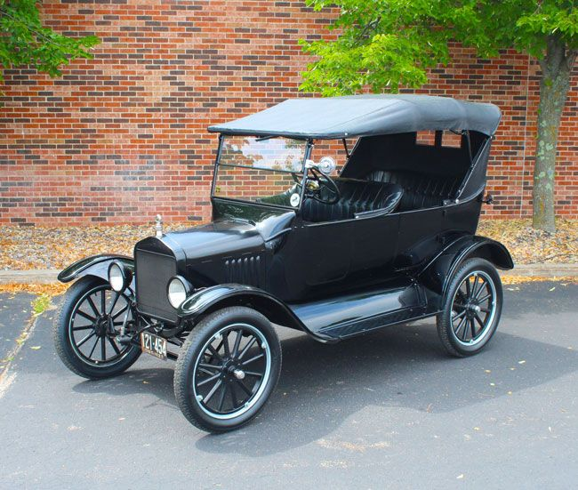 Car Of The Week 1923 Ford Model T Touring Model T Ford Models Car