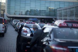 TCA #Taxi Dispatch #Amsterdam city Centre.