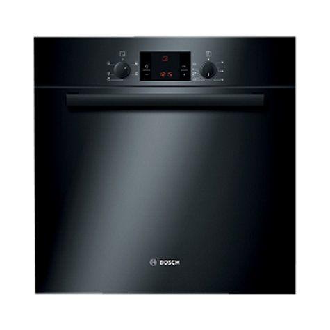 Buy Bosch Classixx HBA13B160B Single Electric Oven, Black Online at johnlewis.com £268 enamel easy clean lining