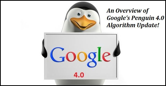 Google Penguin 4.0 Algorithm has rolled out to make the internet more user-friendly and pertinent by penalizing the spam link profiles and keep low quality sites away from ranking well.