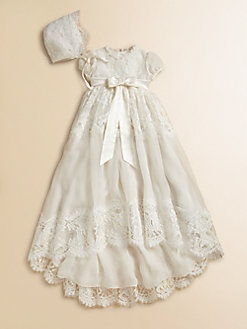 Dolce & Gabbana - Infant's Lace Baptism Dress