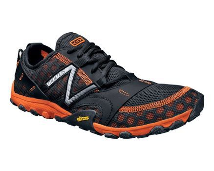 Mens New Balance Minimus 10v2 Trail  Running Shoe - 13