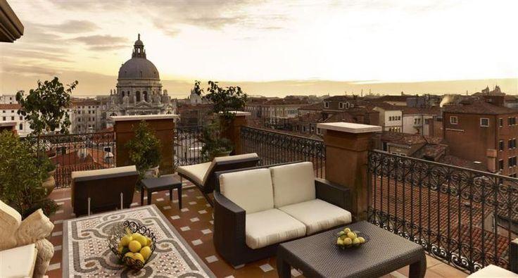 Hotel The Westin Europa and Regina, Venezia Rooftop terrace