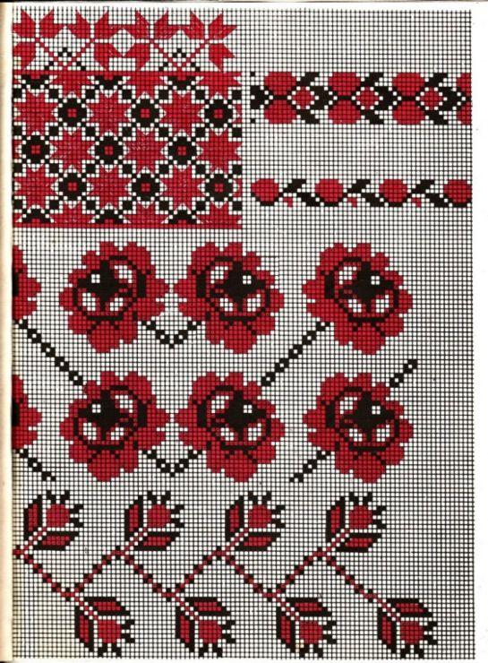 Gallery.ru / Фото #23 - 155 знаков украинской стародавней вышивки - vimiand