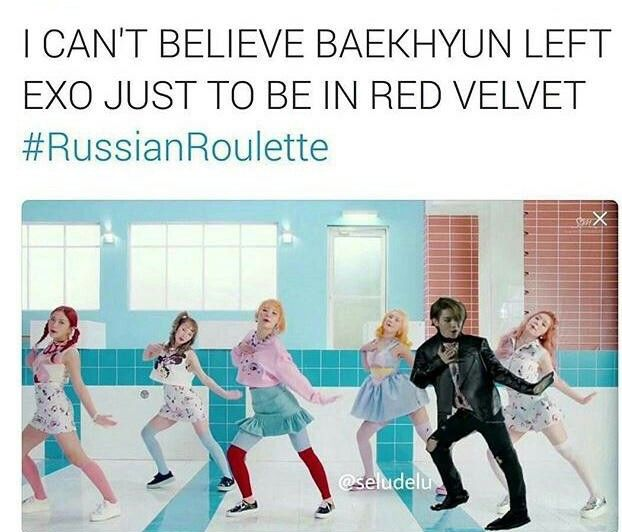 Oh wow Baekhyun. Can't believe you did that! XD
