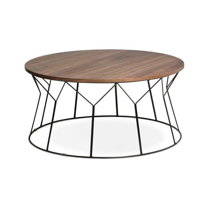 Stella Salontisch O80cm Bequem Online Bestellen Interio Ch Salontisch Tisch Beistelltisch
