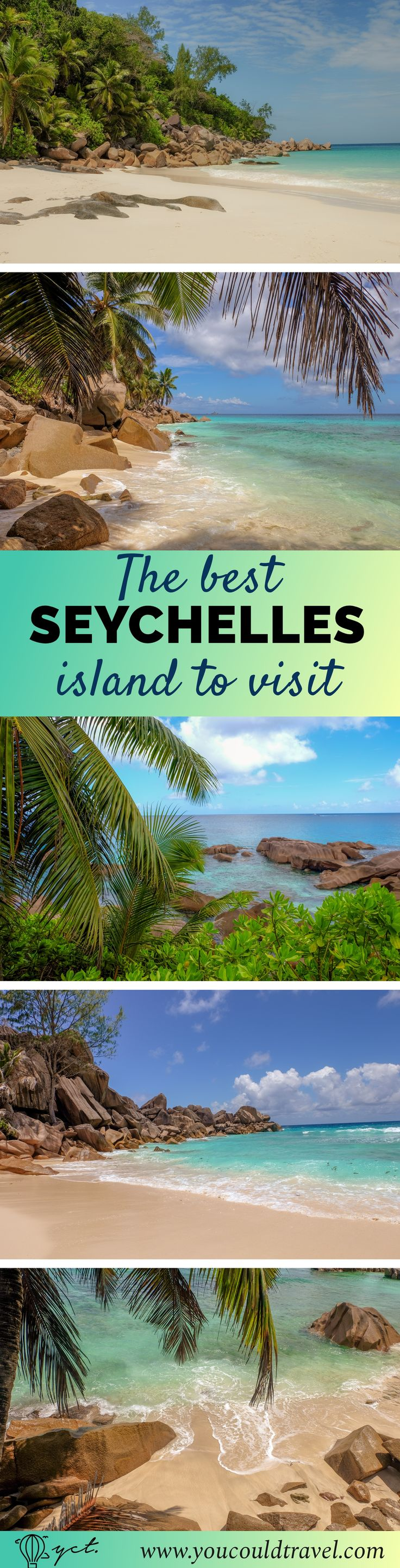Beautiful Seychelles island. A guide helping you find the best island for your needs.