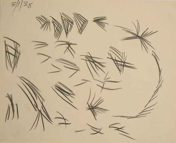 Motion Sketch_1930s_Len Lye