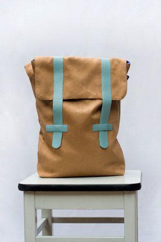 Stylish and practical! Noah. €62,00, via Etsy.
