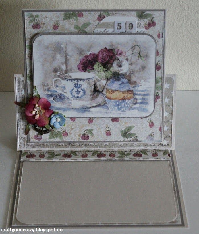Card with Maja Design, 2014