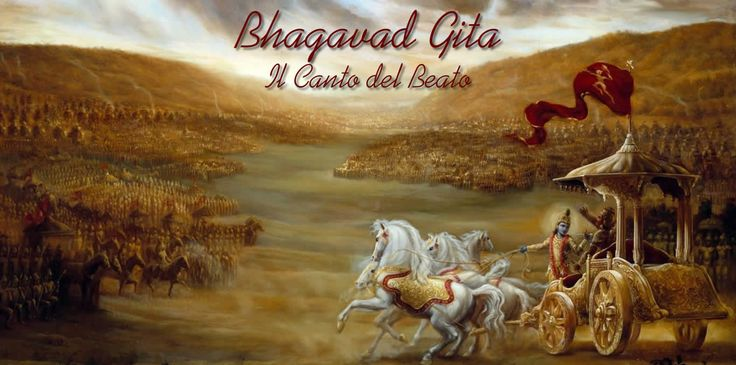 Bahagavad Gita Il Canto del Beato